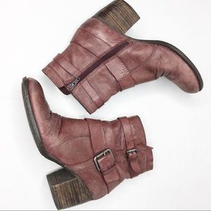Naya | Butter Soft Leather Booties